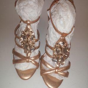 🆕Brand new size 7.5 Jolie jeweled heels